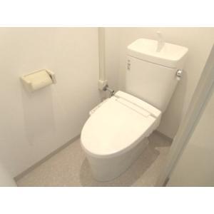 セキニマンション 部屋写真4 トイレ
