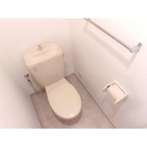Ustoria 部屋写真4 トイレ
