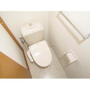 グレイスS 部屋写真5 トイレ