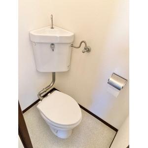 コーポ永楽 部屋写真5 トイレ