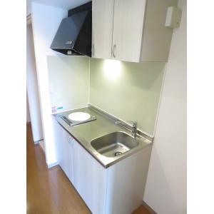 クレールソレイユ 部屋写真2 キッチン