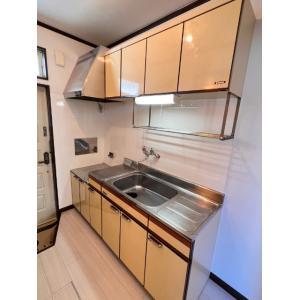 ノーブルハイツ 部屋写真2 キッチン