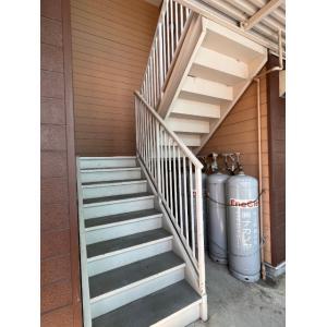 ノーブルハイツ 物件写真4 駐車場