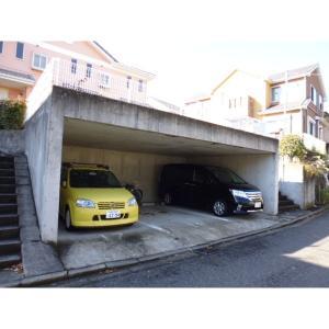 ガーデンアベニュー荏田東A棟 物件写真5 駐車場