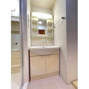 スパツィオ西山 部屋写真4 洗面所