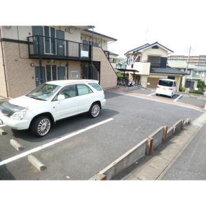 クレアール弐番館 物件写真3 駐車場