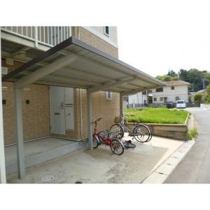 ピヤチェーレ 物件写真4 駐輪場