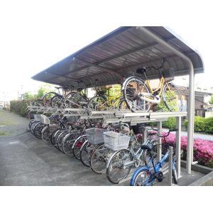 ヴェルドミール 物件写真3 駐輪場