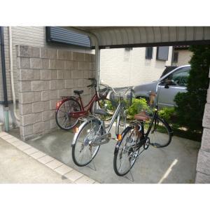 ポナール志木 物件写真2 駐輪場