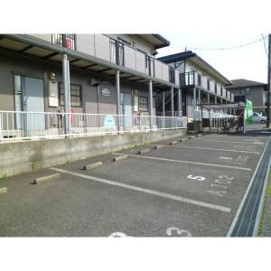 サニーヒルB 物件写真2 駐車場