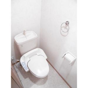 グローリア 部屋写真4 トイレ