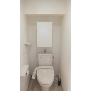 コンフォート船橋 部屋写真6 トイレ