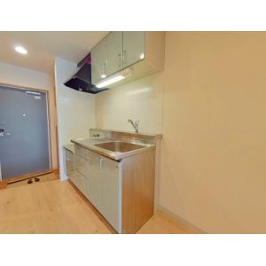 ブランシュール 部屋写真2 キッチン