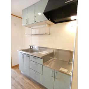 カーサソレアード 部屋写真2 キッチン