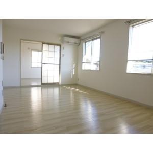 ファミリーコーポⅡ 部屋写真1 居室・リビング