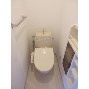 ファミリーコーポⅡ 部屋写真8 トイレ