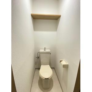 ヒルズ津田沼 部屋写真4 トイレ