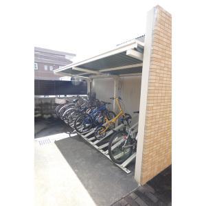グランディール 物件写真3 駐輪場
