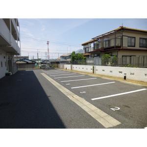 ミッテドルフ勝田台 物件写真4 駐車場