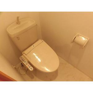 モデルノ 部屋写真4 トイレ
