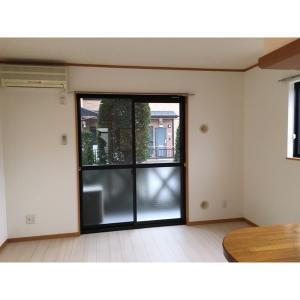プラムガーデンD 部屋写真1 居室・リビング