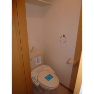 プラムガーデンD 部屋写真5 トイレ