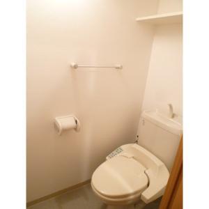 K.G.FLAT 部屋写真4 トイレ