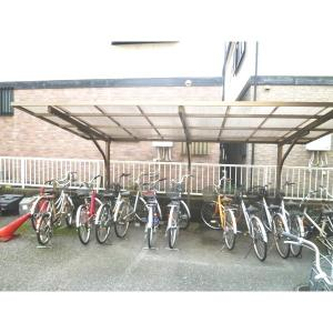 ファミールエムユー 物件写真2 駐輪スペース