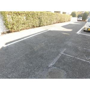 メゾントーハマ 物件写真4 駐車場