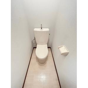メゾントーハマ 部屋写真4 トイレ