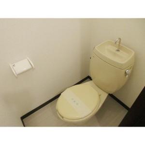 ペンギンハウス 部屋写真4 トイレ