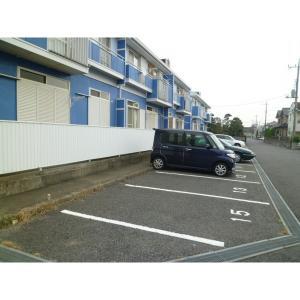 KAIハウスC棟 物件写真2 駐車場