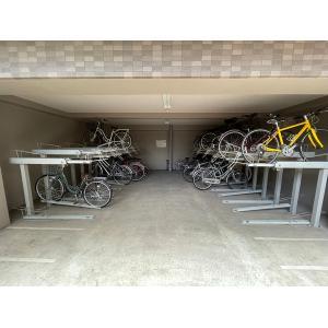 桂レジデンス 物件写真5 駐車場