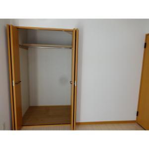ベルク E25 部屋写真5 収納