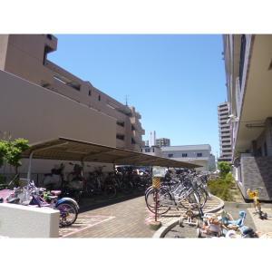 マ・メゾン寿 物件写真3 自転車置き場