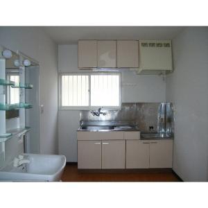 ユニハイツ第2 部屋写真3 キッチン
