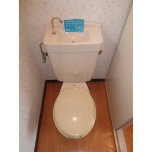 ユニハイツ第2 部屋写真6 トイレ