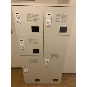 メゾン・ド・オクジュー 物件写真3 1階には自動販売機♪