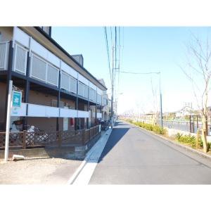 パール・ファミリア 物件写真3 前面道路