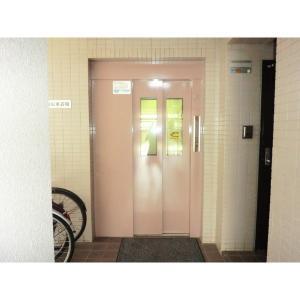 ウィッシュ松戸 物件写真3 エレベーター