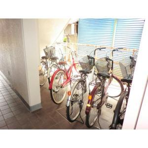 ウィッシュ松戸 物件写真5 自転車置き場