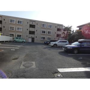 コーポ相葉 B棟 物件写真2 駐車場