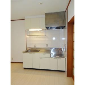 コーポ相葉 B棟 部屋写真2 キッチン