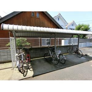 アーバンアイリス 物件写真3 自転車置場