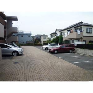フォレストヴィラ船戸 物件写真4 駐車場