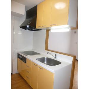 ダイユウハイツ 部屋写真2 キッチン