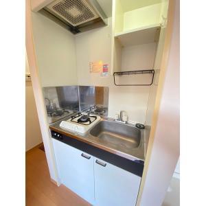 ライフピアカレッジⅡ 部屋写真2 キッチン