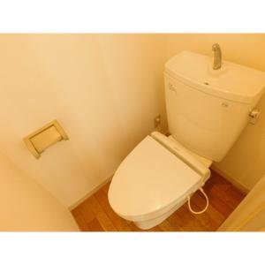 TORSE 部屋写真4 トイレ
