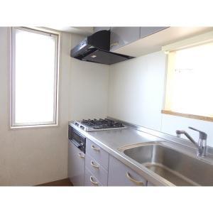 Fragrant Olive 部屋写真3 窓のあるキッチン