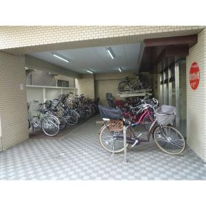 プロシード十条 物件写真3 駐輪場